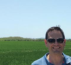 José António Rodriguez é Marketing Specialist da DOW AgroSciences desde Janeiro de 2015. Gere o portfólio de herbicidas de arroz, de fungicidas e de nematodicidas da empresa na Península Ibérica, tendo a seu cargo o estudo dos mercados e o desenvolvimento